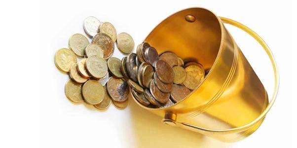 conta ordenado e dinheiro
