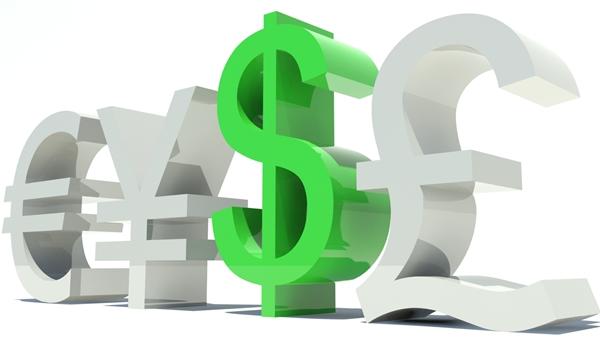 dinheiro símbolos