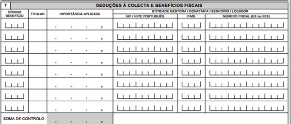Entrega IRS 2012 Arrendamento Anexo H
