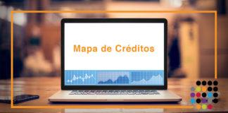 Mapa de Créditos