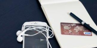 Iphone e Cartão de Crédito