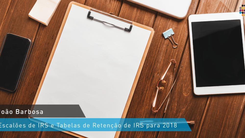 Retenções de IRS
