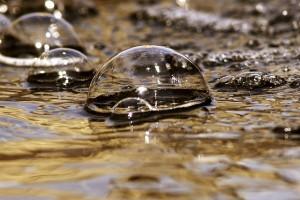 Poupança na água